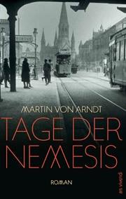 Tage der Nemesis - Buchcover