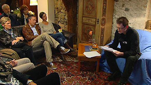 Leseorte der etwas anderen Art: Ravensburg, Liter. Salon 2011 (SWR)