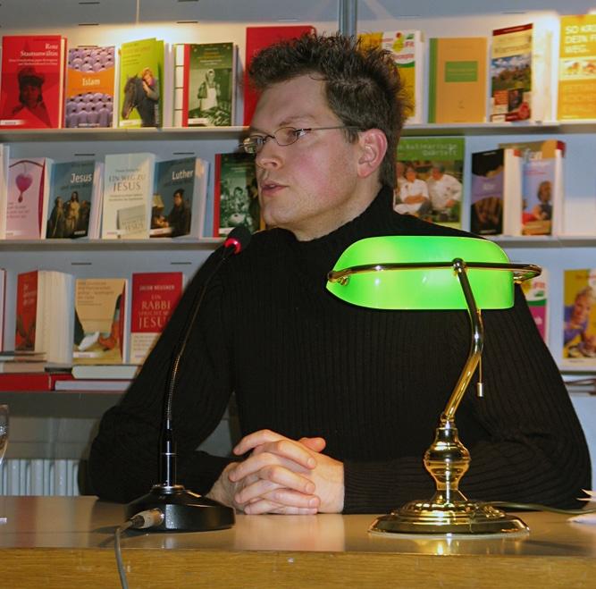 Martin von Arndt: Lesung Stuttgarter Buchwochen 2008
