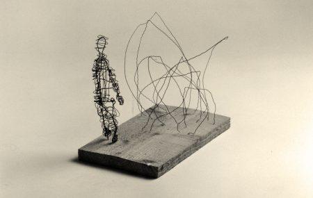 """Kunsthandwerkliche Illustration zu """"Sophienlund"""" von A. Pawletta"""