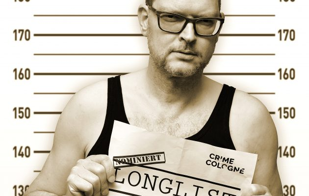 Foto (Mugshot) für den Crime-Cologne-Award-2019